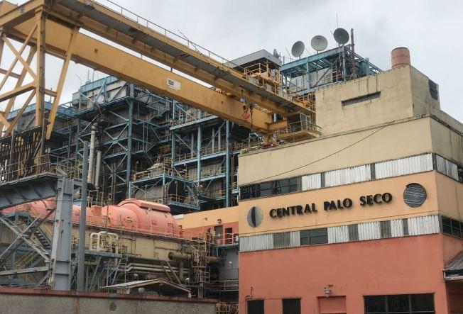 Derrame de diésel en transferencia entre centrales Palo Seco y San Juan
