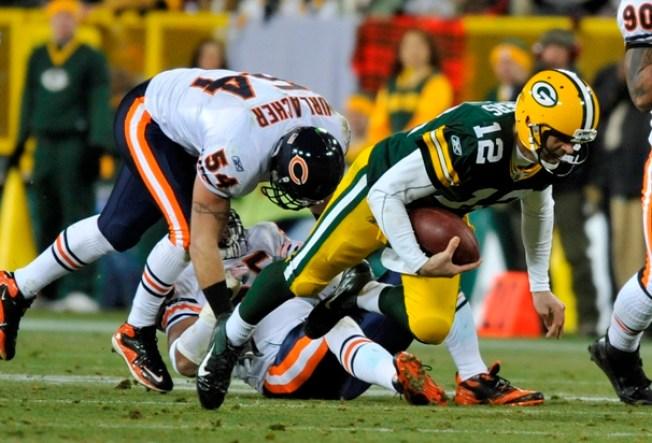 La defensiva de los Bears se impone
