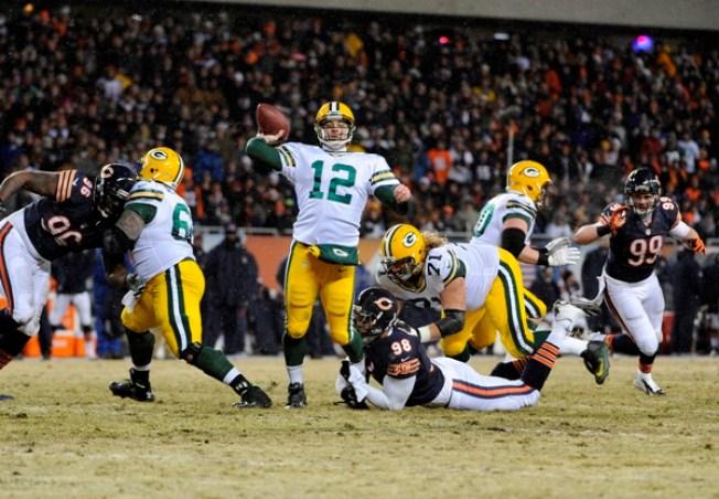 Packers arrebatan el título a los Bears