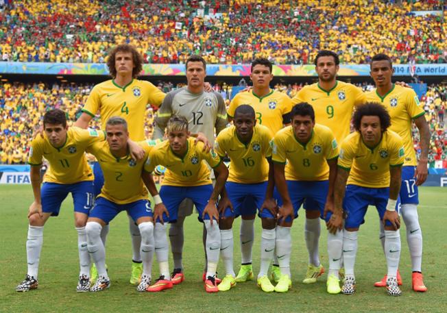 Mundial: Brasil-Chile se verán las caras