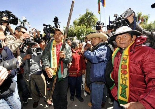 Llegan a acuerdo en Bolivia
