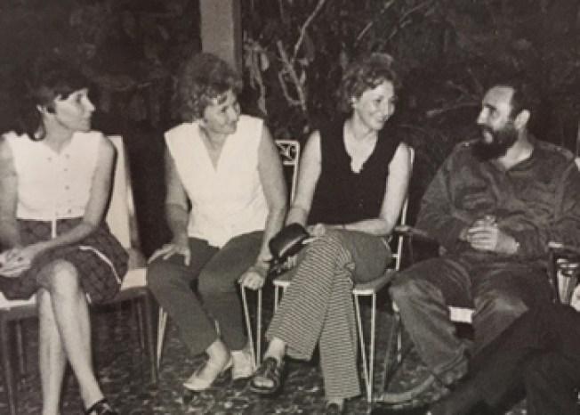 Muere hermana menor de Fidel y Raúl Castro