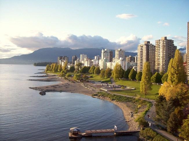 Sede Mundialista: Vancouver
