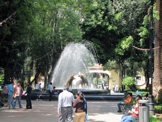 Destinos: Coyoacán, México