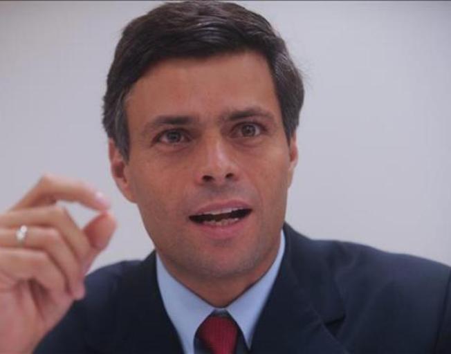 Leopoldo López condenado a 13 años de prisión