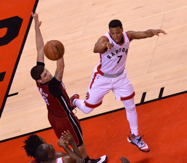 Lowry y los Raptors eliminan al Miami Heat