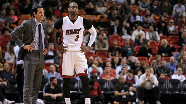 El Heat vence a los Nets en dura batalla