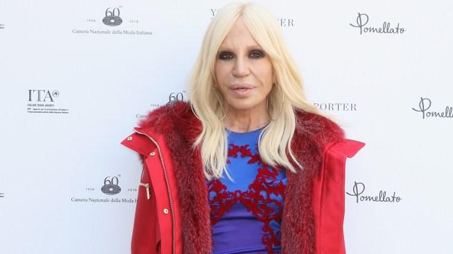 Versace anuncia que dejará de usar pieles
