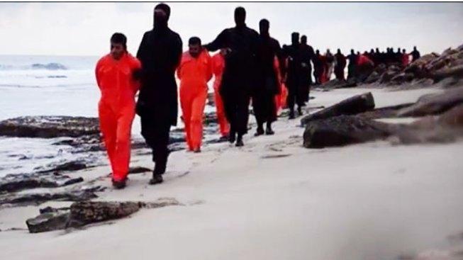 """""""Barbarie de Estado Islámico no conoce límites"""""""