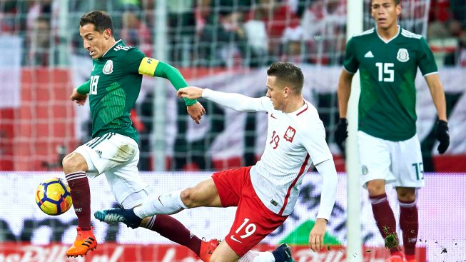 Copa Mundial de la FIFA: México se prepara contra Bosnia