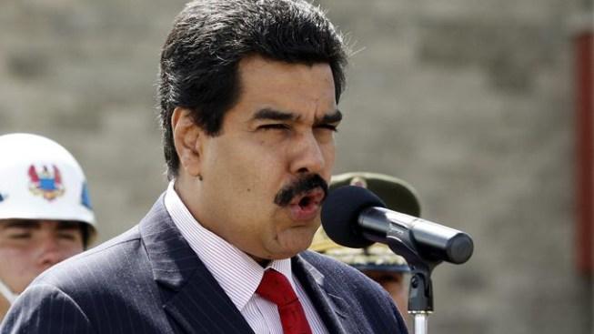 "Maduro: ""Luego responderemos"""