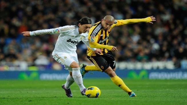 Real Madrid volvió al triunfo en Liga