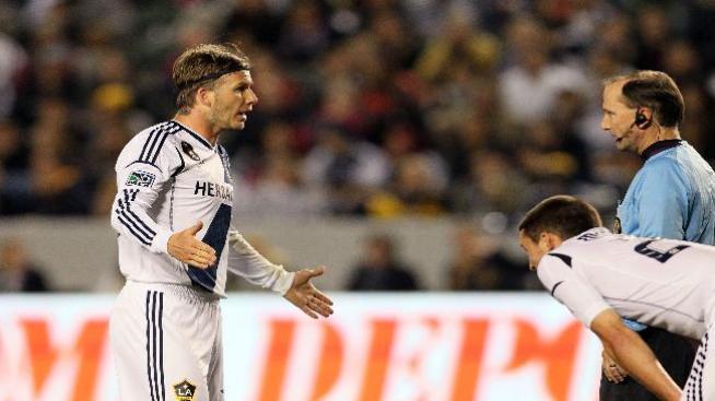 L.A. Galaxy comienza con derrota la temporada 2012
