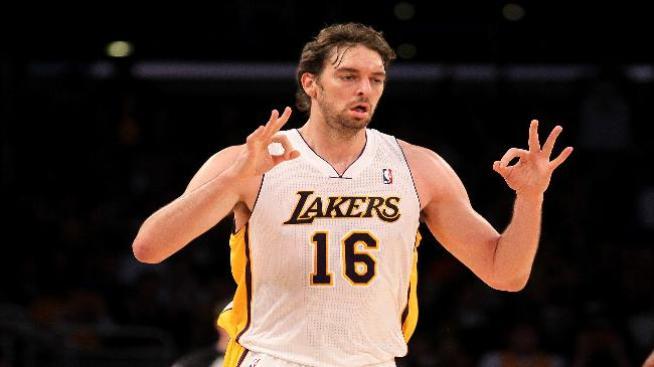 Lakers cae por tercera vez en casa