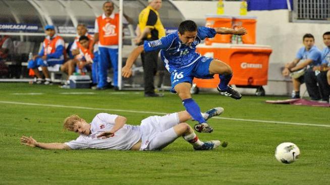¡Tremendo gol de Takashi Inui para empatar el partido ante Senegal!