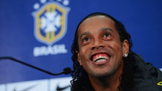"""Ronaldinho: """"Brasil ganará el Mundial"""""""