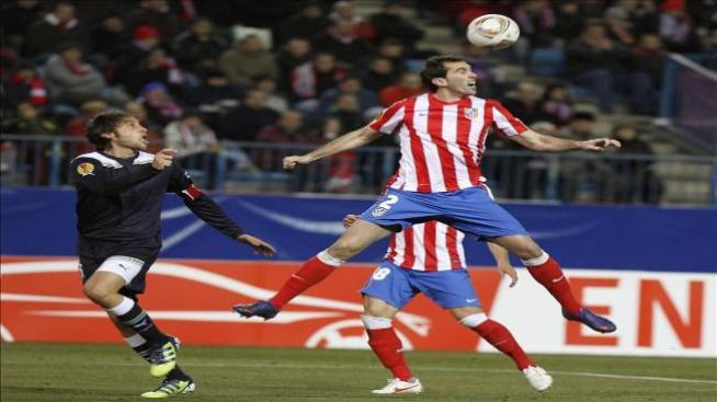 """Godín: """"Lo importante no es mi gol, es la clasificación"""""""