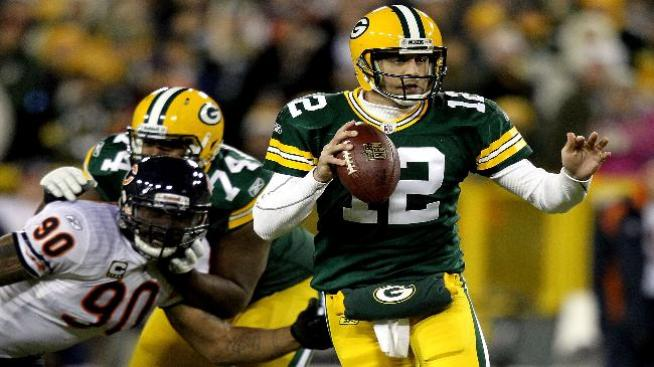Green Bay Packers vuelven a ganar