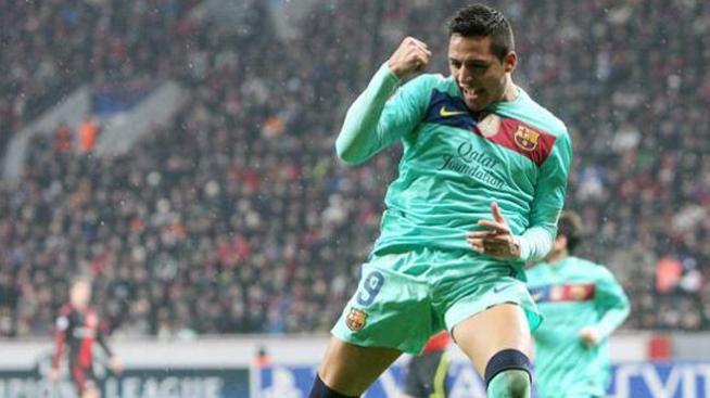 1-3. Alexis y Messi golean en Leverkusen y ponen al Barcelona con un pie en los cuartos