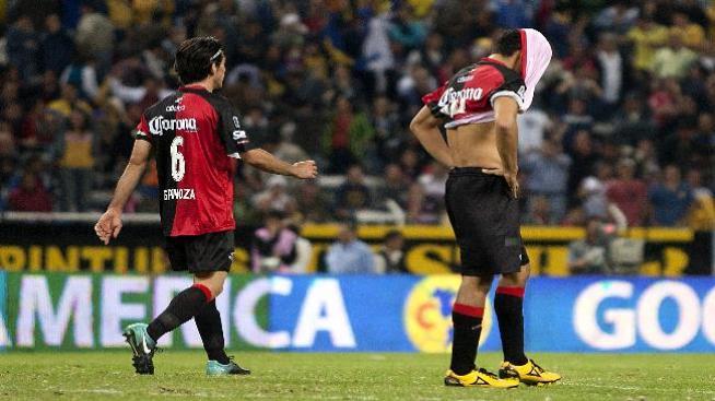 Atlas y América no se hacen daño en un frio empate en el Jalisco