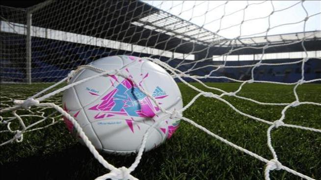 Presentan el Balón Olímpico de Londres