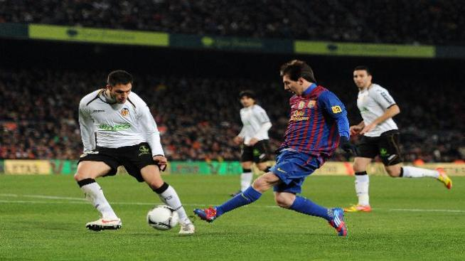 Barcelona avanzó a la final de Copa del Rey
