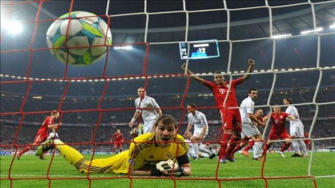 Bayern elimina al Madrid en penales
