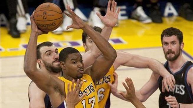 Gooden y Bynum ganaron el premio de Jugadores de la Semana de la NBA