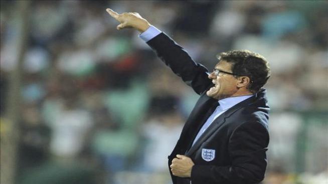 Terminan cuatro turbulentos años de Capello como entrenador de Inglaterra