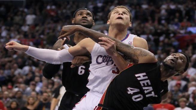 Los Clippers vencen al Heat en Tiempo Extra