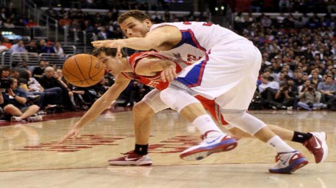 Paul y Griffin lideran a Clippers en victoria sobre Houston