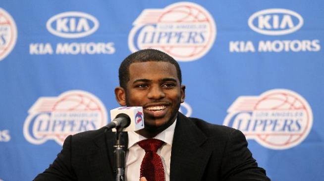 Locura por la llegada de Chris Paul a Clippers