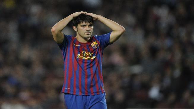 David Villa no jugará la Eurocopa por España