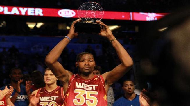 El Oeste ganó el Juego de Estrellas de la NBA