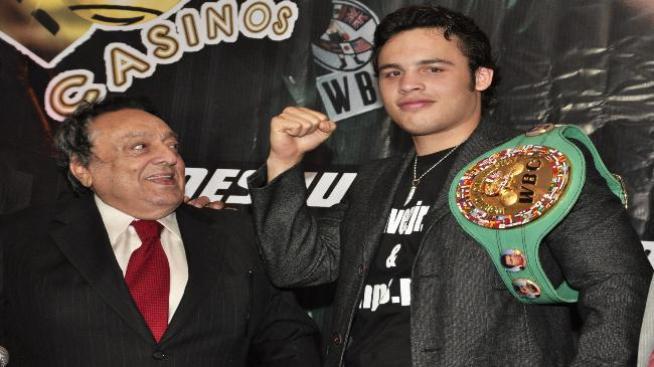 Julio César Chávez Jr. derrotó a Marco Antonio Rubio