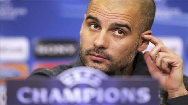 Guardiola dice que el Barça es el equipo más competitivo del fútbol mundial