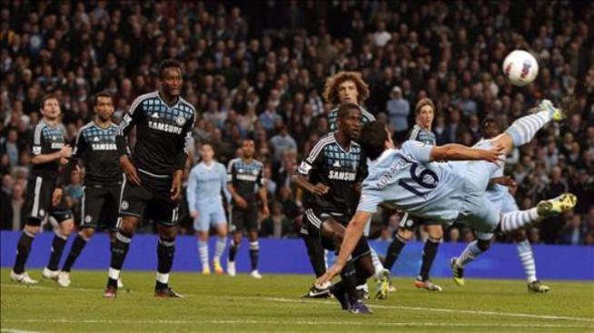 El Man City resiste ante el Chelsea