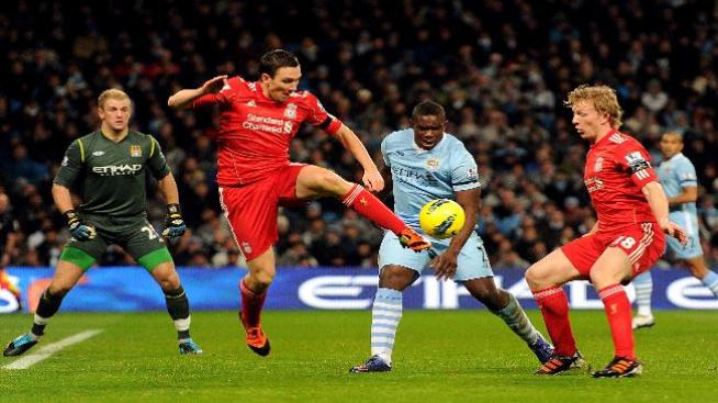 Man City golea 3 a 0 al Liverpool