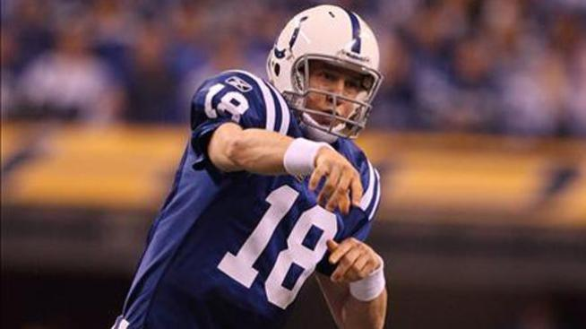 Los Colts no se quedarán con Manning