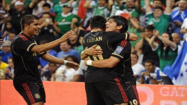 México ya tiene su boleto a las Olimpiadas de Londres