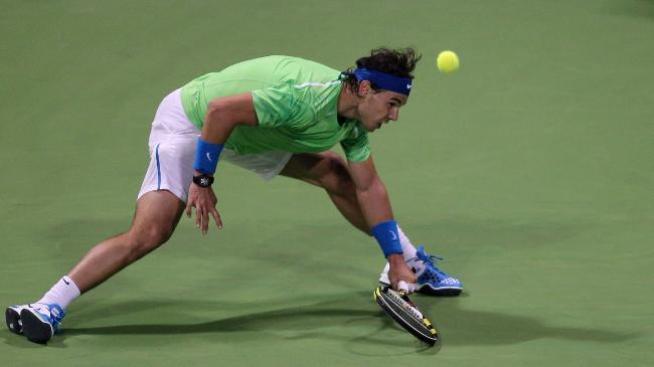 Nadal y Federer pasan a semifinales en Qatar