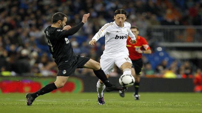 Copa del Rey: Real Madrid golea y avanza a octavos de final