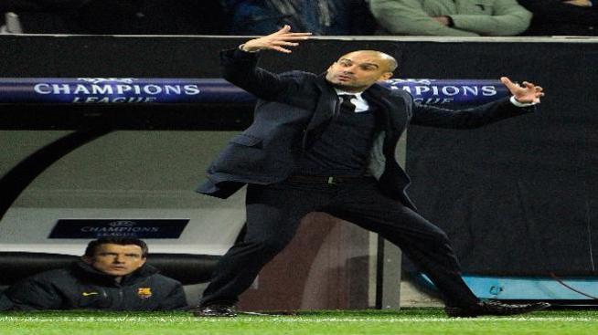 Pep Guardiola fichó con el Bayern
