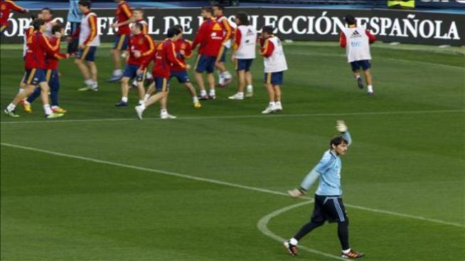 España jugará amistoso contra Puerto Rico el 15 de agosto
