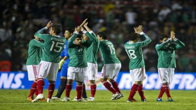 Regresan los europeos al tricolor para enfrentar a Colombia