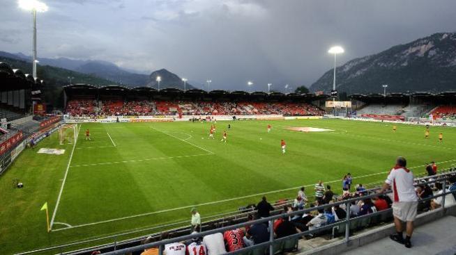 Federación suiza quita 36 puntos en Sion en la liga