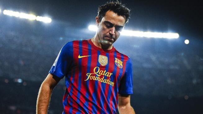 """Xavi: Jugadores del Madrid """"no saben perder"""""""