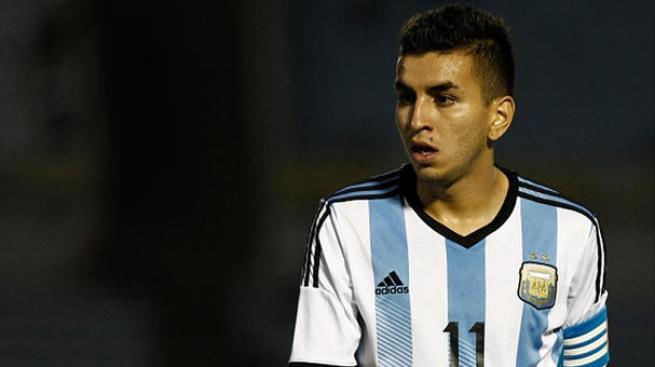 Ángel Correa: Argentina SUB-20