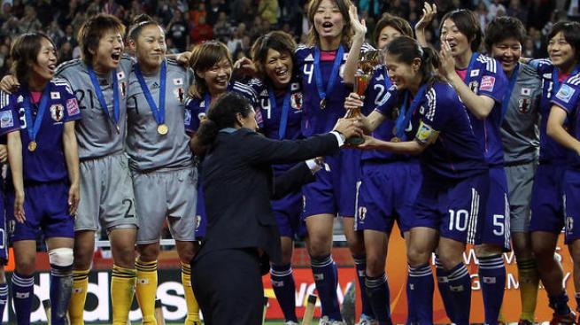 Lista de ganadoras de la Copa Mundial Femenina de la FIFA