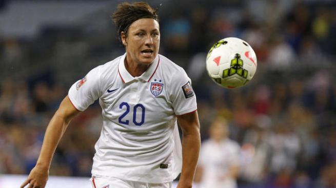 Abby Wambach: Estados Unidos Femenina